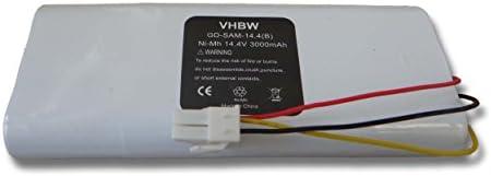 vhbw batería Compatible con Samsung Navibot VC-RL84VC, VC-RL84VR ...