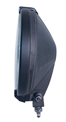 HELLA 75804 Rallye 1000 Series 12-Volt/55-Watt Black Magic Halogen Driving Lamp Kit - 004700771 (55w Light Driving)