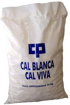 CAL VIVA EN PIEDRA 15 KG