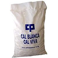 CAL VIVA EN PIEDRA 15 KG.