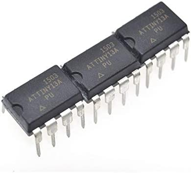 Nologo 5 Attiny13a-pu Direct DIP-8 Single Chip 8-Bit Mikrocontroller Chip Elektronik