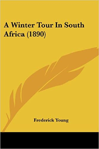 Download A Winter Tour In South Africa (1890) PDF, azw (Kindle), ePub