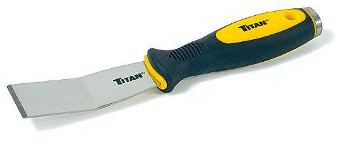 Titan 11508 1-1/4-Inch Offset Stainless Steel Scraper