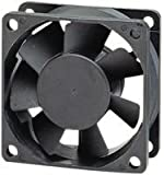 60mm ac fan - Professional Grade Products AD0624HB-A70GL DC-FAN, Ball Bearing, Lead Wire, 24V, 24.7 CFM, 60 mm x 60 mm x 25 mm