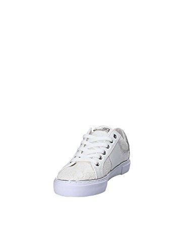 PAT12 FLGAM1 Guess WHITE Scarpe Bianco pTqqwzf