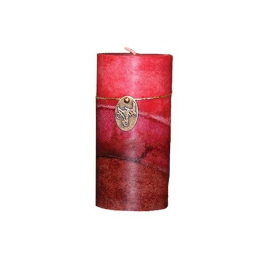 Cheerful Giver Orchard Pillar Candle