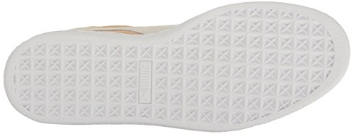 Camoscio classico donna WN'S Fashion Sneaker, Natural Vachetta-Whisper White, 11 M US