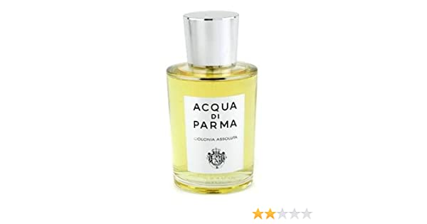 Amazon.com : Acqua Di Parma Colonia Assoluta Eau de Cologne Spray 100ml/3.4oz : Beauty