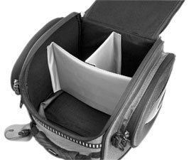 Firstgear Silverstone Tail Bag - Gray - One Size ()