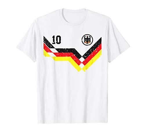 Germany or Deutschland T-Shirt (Germany Football Deutschland)