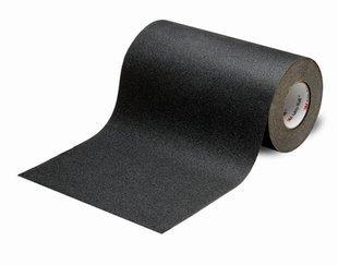 UPC 048011192390, 3M Safety Walk 610 Black Anti-Slip Tape - 36 in Width - 19239 [PRICE is per ROLL]