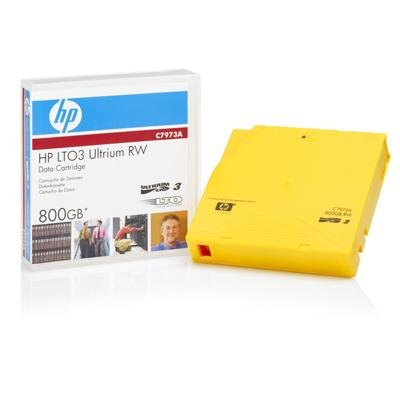 HEWC7973A - HP LTO Ultrium 3 Tape Cartridge by HP Consumables