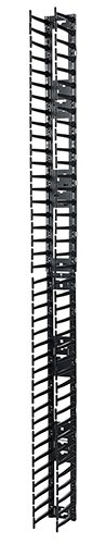 APC AR7580A 2-Quantity Vertical Cable Manager for Netshelter