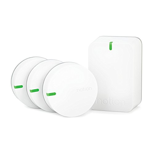 Notion Home Monitoring System -- Starter Kit with 3 Sensors and 1 Bridge by NOTION