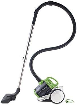 BEPER Aspirador compacto sin bolsa con ruedas y tubo flexible 50.923: Amazon.es: Hogar