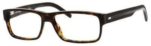 DIOR HOMME Eyeglasses BLACKTIE 180 0086 Havana - Optical Glasses Eye Dior Cat
