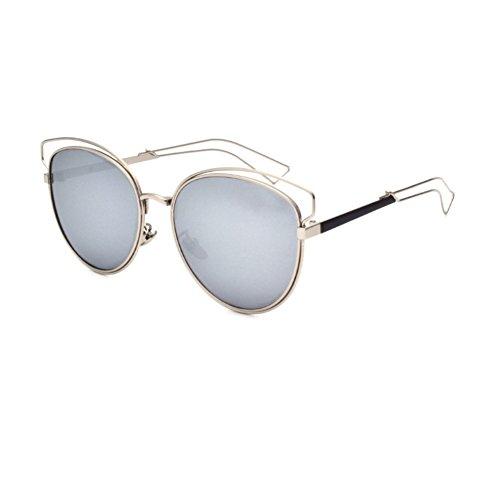 HOBOP ASG700030C2 2016 AC Lens Metal Sunglasses,Metal Frames - Wang Simply Vera Vera Sunglasses