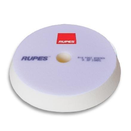 (Rupes 180 mm (7 inch) White Finishing Foam Pad.)