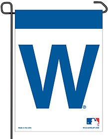 MLB Chicago Cubs WCR61118081 Garden Flag, 11