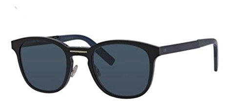 New Christian Dior Homme Al 13_11 0003/KU Matte Black Sunglasses