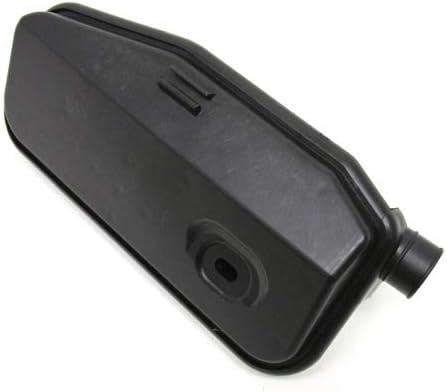 Luftfilter Schwarz Luftfilterkasten Luftfiltergeh/äuse f/ür Puch Maxi S N Mofa Moped