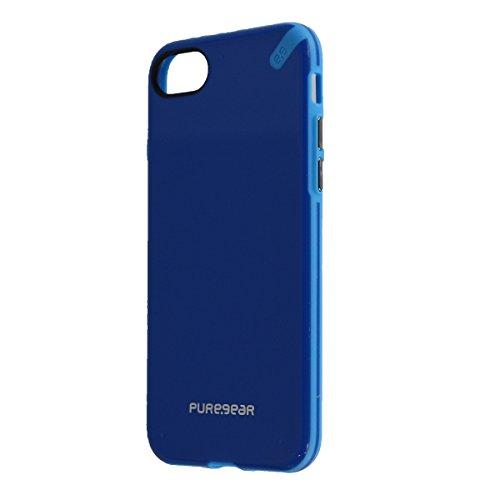 Pacific Shells - PureGear Apple iPhone 8/7/6S/6 Slim Shell CASE - Pacific Blue