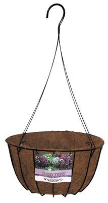 Border Concepts 72550 Wrought Iron Grower Basket, 12-In. - Quantity 25 by Border Concepts