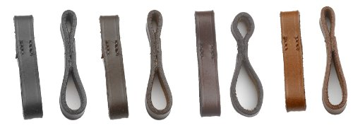 CAMELOT Leather Bit Loops ()