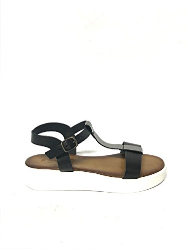 Fashion Divine Follie Sandals Black Women's 7xURzEqnwg