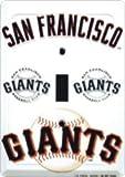 San Francisco Giants Light Switch plate