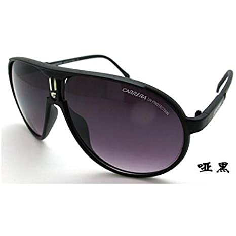 Fashion Men /& Women/'s Retro Sunglasses Unisex Matte Frame Carrera Glasses