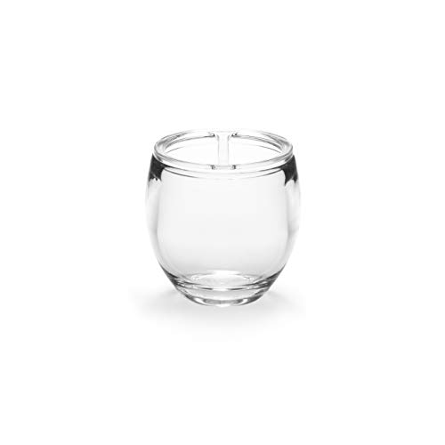 Umbra Droplet Toothbrush Holder, Clear