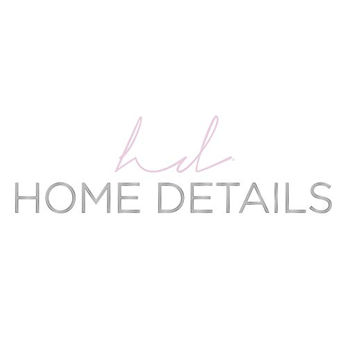 Home Details Mirrored Vanity Tray for Dresser, Perfume, Desk, Cosmetic & Jewelry Organizer, Decorative, Chrome by Home Details (Image #2)