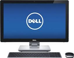 "Dell - Inspiron 23"" Touch-screen All-in-one Computer - 8gb M"