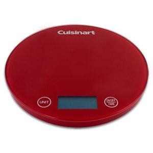 Cuisinart Round Scale, Red from Cuisinart