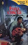 Full Circle, Alicia Brandon, 0373220405