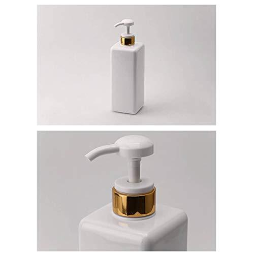 6528d3f6c71f HARRA HOME Modern Gold Design Pump Bottle Set 27 oz Refillable ...