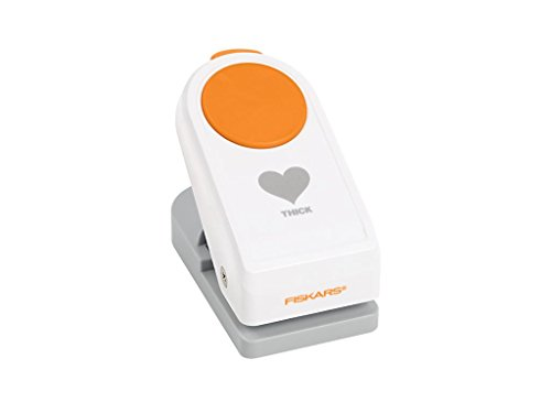 """Fiskars Thick Punch ThickPunch Heart 1.5"""""""