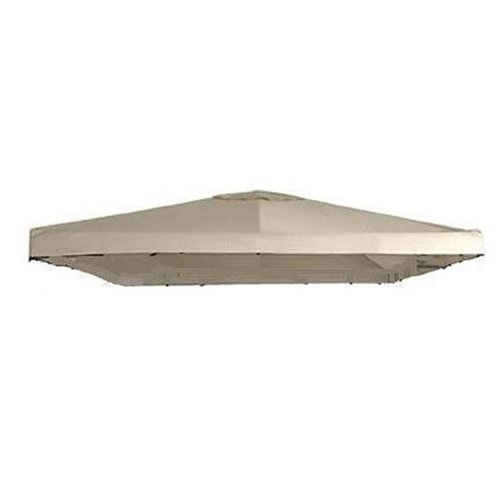 Single Replacement Flap - Universal 10' x 10' Single Tiered Replacement Gazebo Canopy - RipLock 350 - For True 120