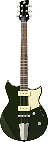 Yamaha RevStar RS502T Electric Guitar with Gig Bag, Bowden Green
