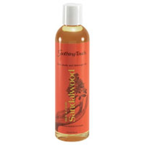 (Soothing Touch Sandalwood Bath and Body Oil, 8 Ounce - 3 per case.)