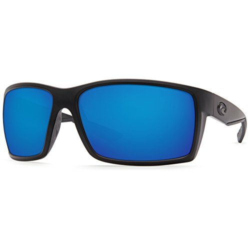 Costa Reefton Sunglasses Blackout Blue Mirror