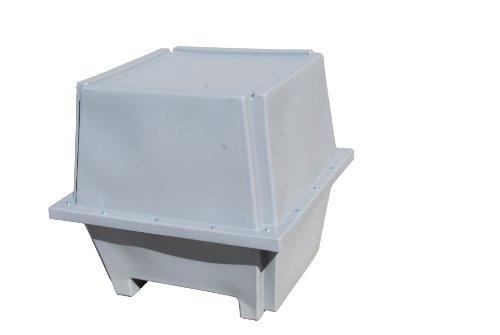 Crate Engines Replacement - Scribner Plastics 5106 Universal Engine Shipping Container