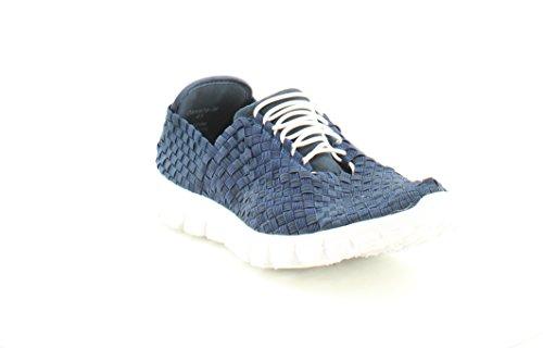 Zee Alexis Danielle Marine / Witte Sneaker - 41