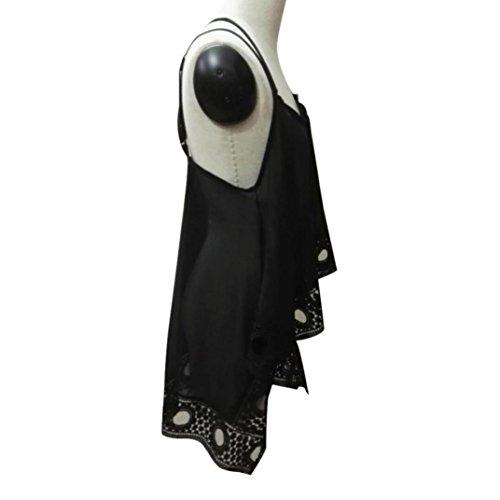 Ouneed® Femme Design Debareurs Ete Tshirt