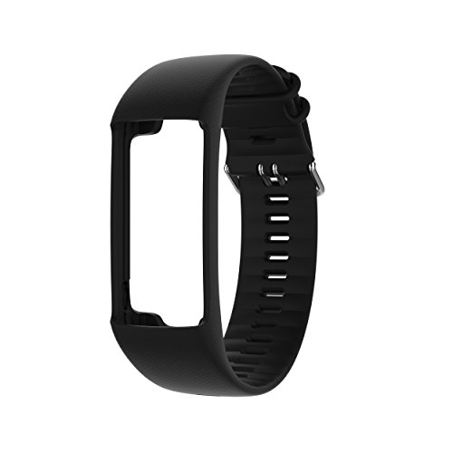 Polar A370 Wrist Strap Black, Small
