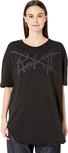 (Vivienne Westwood Women's Baggy T-Shirt Black X-Small)