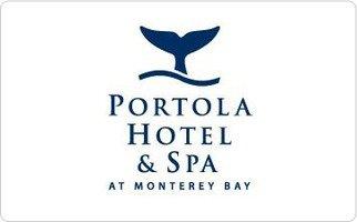 Portola Hotel   Spa Gift Card   50