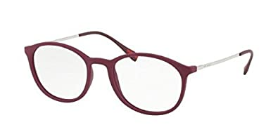 39359b6ca2c Image Unavailable. Image not available for. Colour  Prada Sport PS04HV  Eyeglasses ...