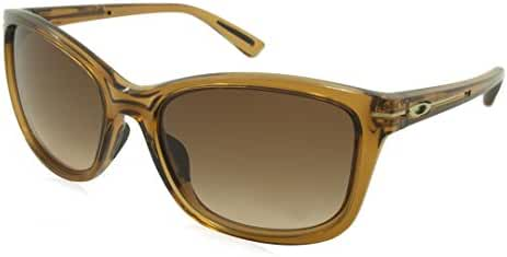 Oakley Women's Drop-In Rectangular Sunglasses